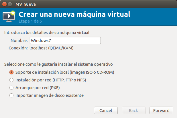 como crear una imagen iso de windows 7